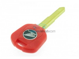 Honda Motorbike Key - Red - Key Blade HON31 - after market product